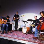 Goran Ivanovic Trio, Ian Maksin
