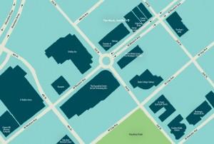 Block Area Map