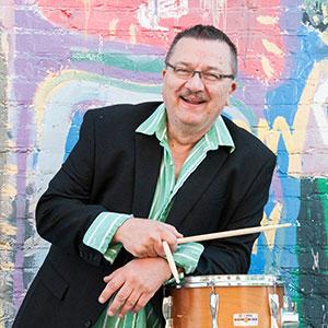 Tim Froncek, summer jazz series, drummer