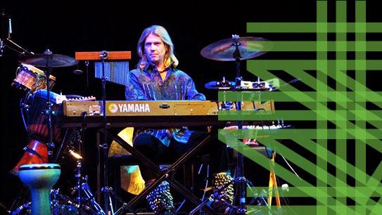 Tom Sharpe, world music percussion